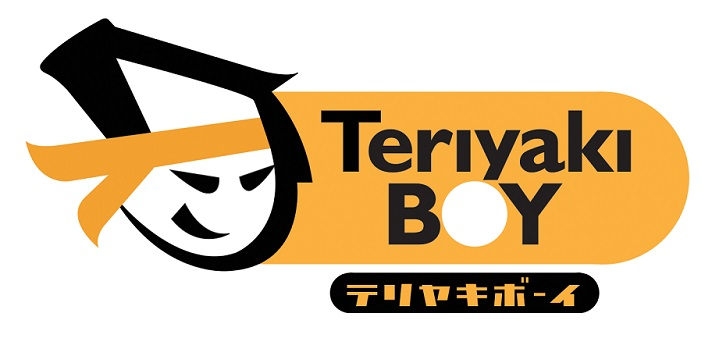Teriyaki Boy – a member of  Max's Group Inc. Logo
